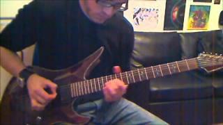Alexisonfire - Grey - Guitar Cover/Lesson - Solo 1!!