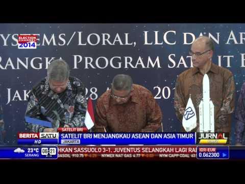 Satelit BRI Jangkau ASEAN dan Asia Timur