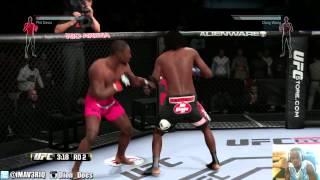 UFC - UFC Career Mode Ep.17 - BIG TIME FIGHTS - UFC Fights 2014