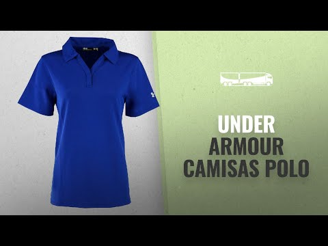 10 Mejores Under Armour Camisas Polo 2018: Under Armour Ladies' Corp Performance Polo Royal Blue M