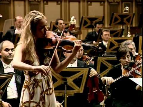 Anna Tifu - Shostakovich Violin Concerto No. 1, I mov.
