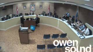 preview picture of video 'City of Owen Sound March 2, 2015 Council Meeting'