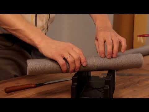 Изоляция для труб из вспененного полиэтилена youtube
