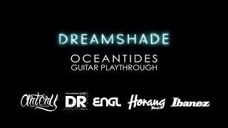 Dreamshade - Oceantides (Guitar Playthrough)