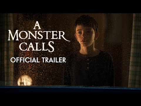 A MONSTER CALLS - Official Trailer [HD] - In Theaters October 2016