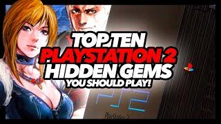 Top Ten PS2 Hidden Gems