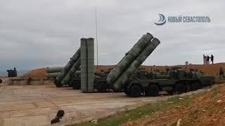 С-400 усилил оборону Крыма