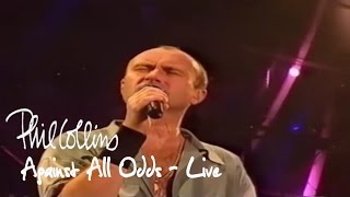 TBT to Phil performing Against All Odds in Bangkok way back in 1994