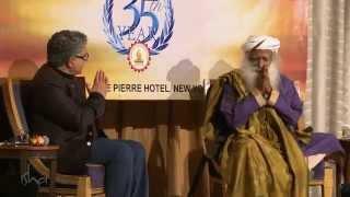 Ancient Wisdom in Modern Times – Deepak Chopra and Sadhguru