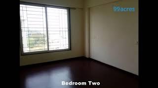 3 BHK, Resale Residential Apartment in Wanawari