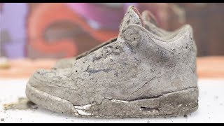 Cleaning The Dirtiest Jordan