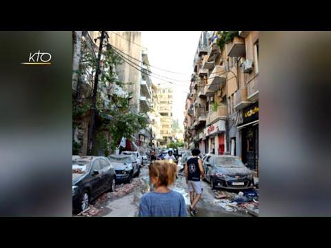 Le Liban uni pour se relever