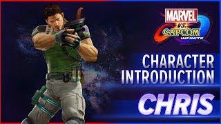 Marvel vs. Capcom: Infinite - Chris Tutorial
