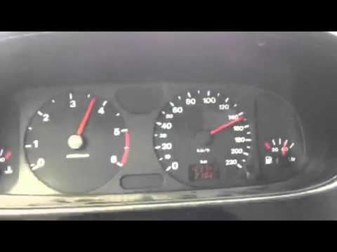 Honda accord der Geruch des Benzins