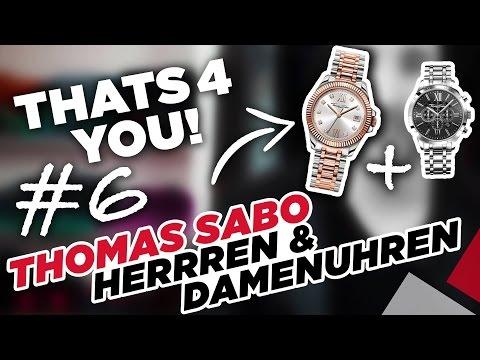 Thats 4 You - 10.000 Abo Special! Thomas Sabo Uhren