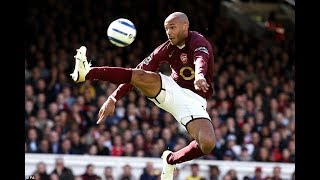 Thierry Henry Best Skills Ever