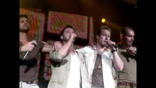 Boyzone One More Song Live 2011