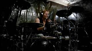 Mary Jane Kelly   Volbeat    Drum Cover   Britt Williams