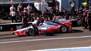 2015 GRAND PRIX OF ST. PETERSBURG RACE HIGHLIGHTS