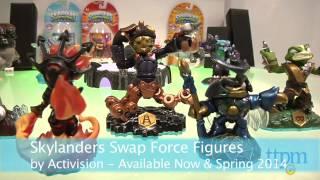Best of Geek Toys: Transformers: Age of Extinction, Skylanders Swap Force and more