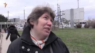 Що кримчани думають про українську заборону торгівлі з Кримом