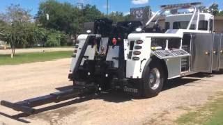 2017 Kenworth T370 Century 4024 wrecker tow truck