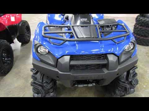 2018 Kawasaki Brute Force 750 4x4i EPS in Romney, West Virginia