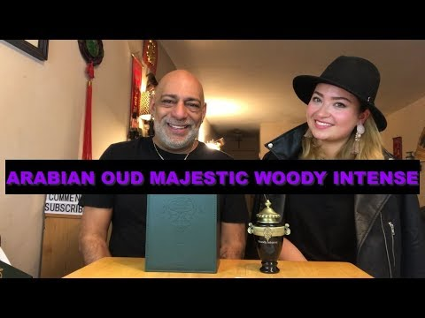 Arabian Oud Majestic Woody Intense REVIEW with Olya + GIVEAWAY