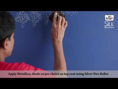 Metallica Silver Fire