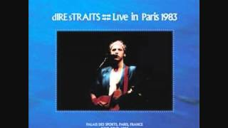 Dire Straits - Two Young Lovers (Paris 83)