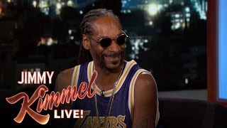 "Snoop Dogg's ""Smokeolympics"" with Wiz Khalifa"