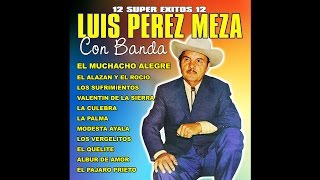 Luis Perez Meza - El Pajaro Prieto