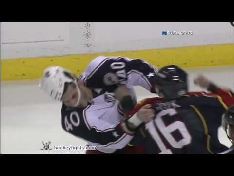 Jared Boll vs Darcy Hordichuk