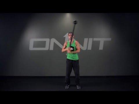 360 Steel Mace Exercise