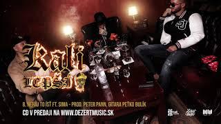 Kali ft. Sima - Nehaj to ísť prod.Peter Pann (OFFICIAL AUDIO)