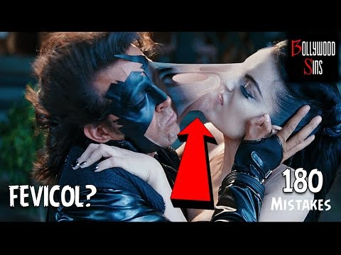 [PWW] Plenty Wrong With Krrish 3 (180 MISTAKES) Full Movie | Hrithik Roshan | Bollywood Sins #4