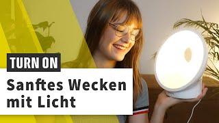 Lichtwecker von Philips und Beurer im Test