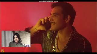 (REACCIÓN) Alemán   Narco Jr. Feat. Elijah King