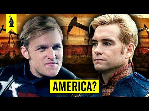 American Exceptionalism: The Boys vs. Captain America