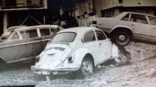 Аварии старых авто