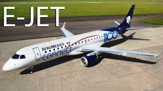 Embraer E-Jet - история успеха. История и описание