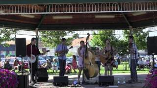 Blue Hazard @ Forest Lake Bluegrass Festival - My Poor Old Heart live