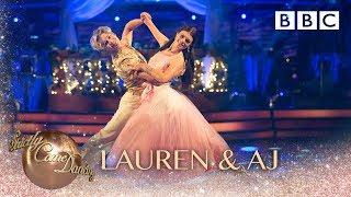 Lauren Steadman & AJ Pritchard dance the Waltz to I