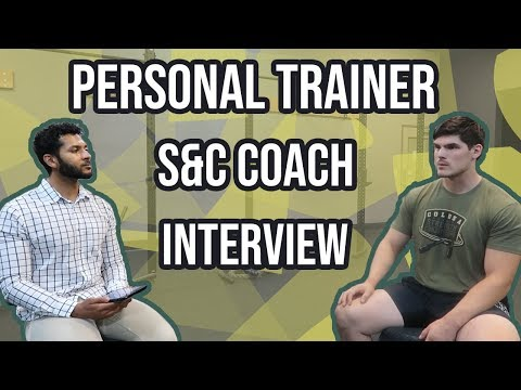 Personal Trainer & Strength & Conditioning Coach | Day in the life ...