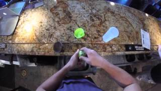 Bar and Coffee Shops using the AluBall to offer Kava