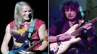 Ritchie Blackmore vs. Steve Morse - Bludsucker (Bloodsucker)