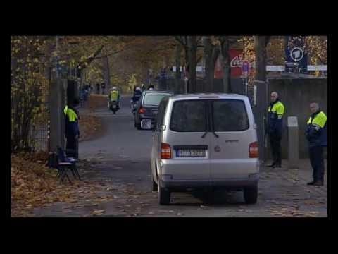 Robert Enke - Abschiedsfeier- You&#39ll never walk alone !