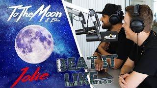 ToTheMoon & Edin   Jolie 🌖 BEAT IT LIKE | Abaz & X Plosive ⚡ JAM FM