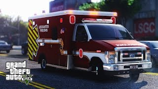 Los Santos FIRE/EMS Ambulance