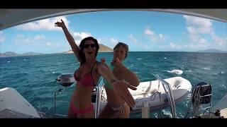 Sailing In The Beautiful British Virgin Islands